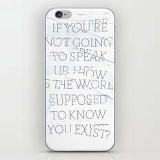 EXIST iPhone & iPod Skin
