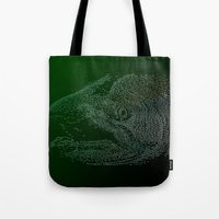 Chinook Hooks #1 Tote Bag