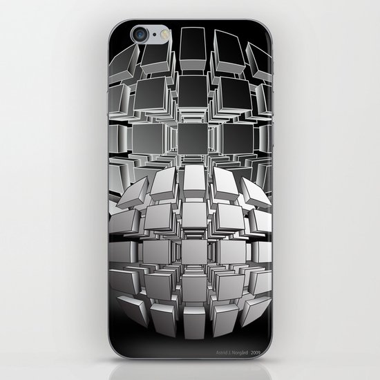 Bullets iPhone & iPod Skin