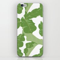 Tropicali Afternoon iPhone & iPod Skin