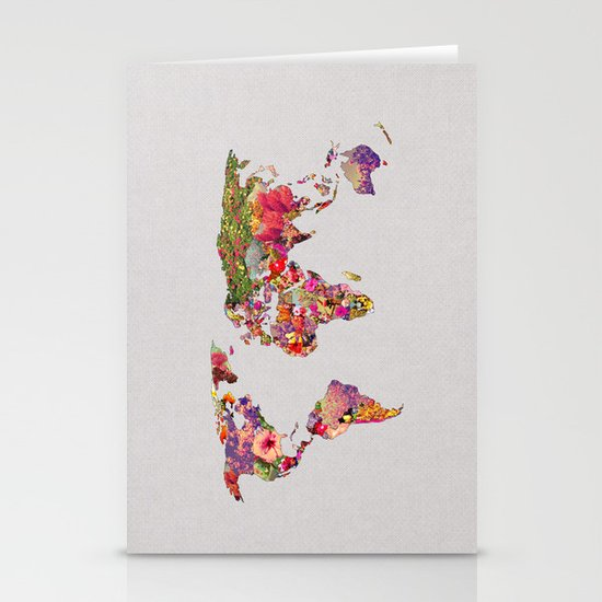It's Your World Stationery Card