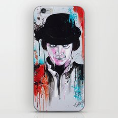 A Clockwork Orange - ALEX iPhone & iPod Skin