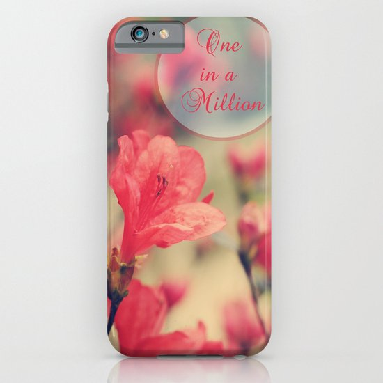One in a Million iPhone & iPod Case