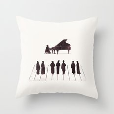A Great Composition Throw Pillow