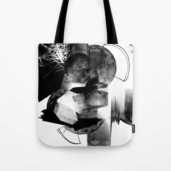 Moonscan Tote Bag