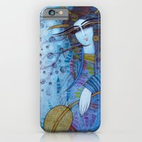 iPhone & iPod Case featuring THE ENCHANTED FOREST by ALBENA