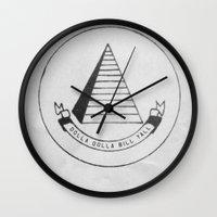 C.R.E.A.M. Wall Clock