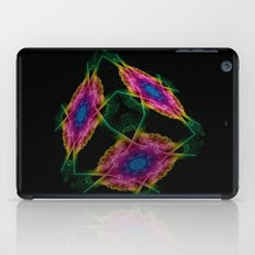 Oriental Smoke 3D Cube iPad Case
