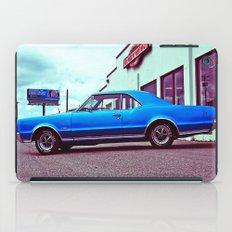 Classic 442 iPad Case