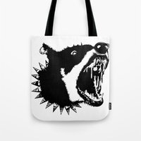Gypsys Dog Tote Bag