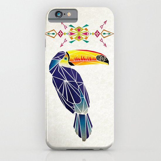 toucan iPhone & iPod Case