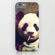 Panda Durden iPhone 6 Slim Case