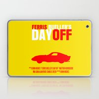 Ferris Bueller's Day Off… Laptop & iPad Skin