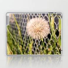 Oversized Puff - Ready to break apart and fly away. Laptop & iPad Skin