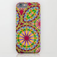 iPhone & iPod Case featuring Mille Fleur by Karma Cases