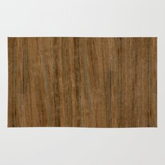 Etomie (Flat Cut) Wood Rug