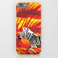 iPhone & iPod Case featuring Savannah by Pippa Curnick