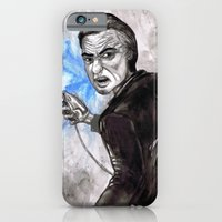 """iPhone & iPod Case featuring """"Don't You F////ing Look at Me"""" by Cap Blackard by Consequence of Sound"""