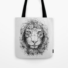 King of Nature Tote Bag
