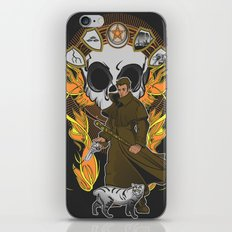 First Storm iPhone & iPod Skin