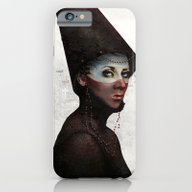 iPhone & iPod Case featuring Priest by Feline Zegers