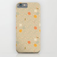 Pastel Square iPhone 6 Slim Case