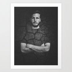 Rex Art Print