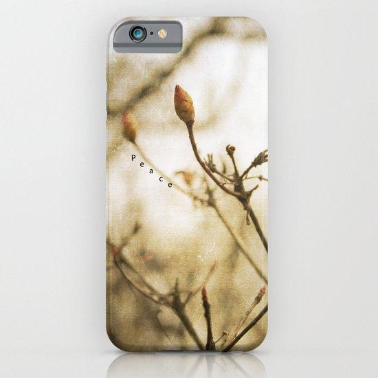 Peace iPhone & iPod Case