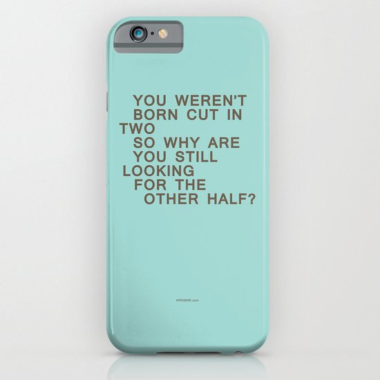 Other Half iPhone & iPod Case