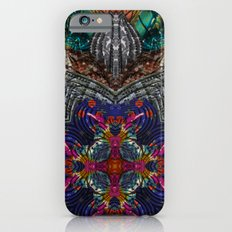 Psychedelic Botanical 16 iPhone 6s Slim Case