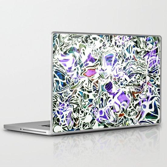 Purp Lives (OH. Oakland) Laptop & iPad Skin