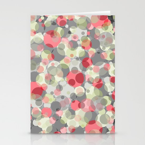 Seeing Spots Stationery Card