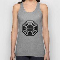Dharma Initiative Unisex Tank Top