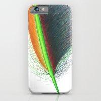 Feather #9 iPhone 6 Slim Case