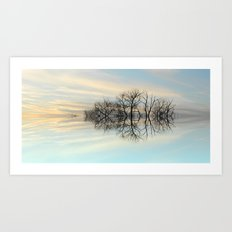 Close to Heaven Art Print