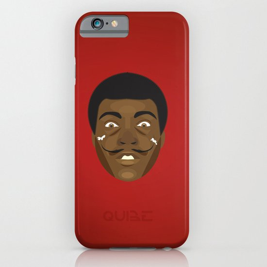 Coupling up (accouplés) Muhammad Dali iPhone & iPod Case