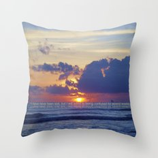 The Utopia Throw Pillow