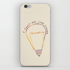 Lizzie Bennet #1 iPhone & iPod Skin