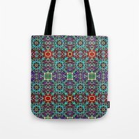 Garden of Jewels Tote Bag