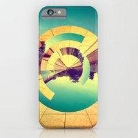 iPhone Cases featuring L'Infinito by Victor Vercesi