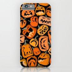 Pumpkin Brawl. iPhone 6 Slim Case