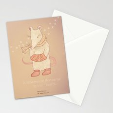 Christmas creatures- The Little Mouse Stationery Cards