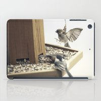 Tom Feiler Sparrows iPad Case