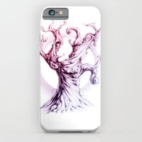 iPhone & iPod Case featuring MusicTree by Colin Maisonpierre