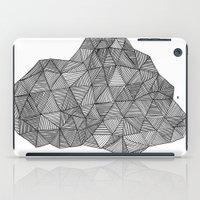 Live Lines iPad Case