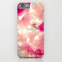 Somewhere behind the pink veil... iPhone 6 Slim Case