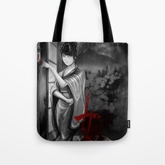 Kunoichi 2 of 4 Tote Bag