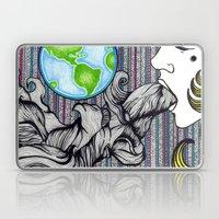 Earthling Laptop & iPad Skin