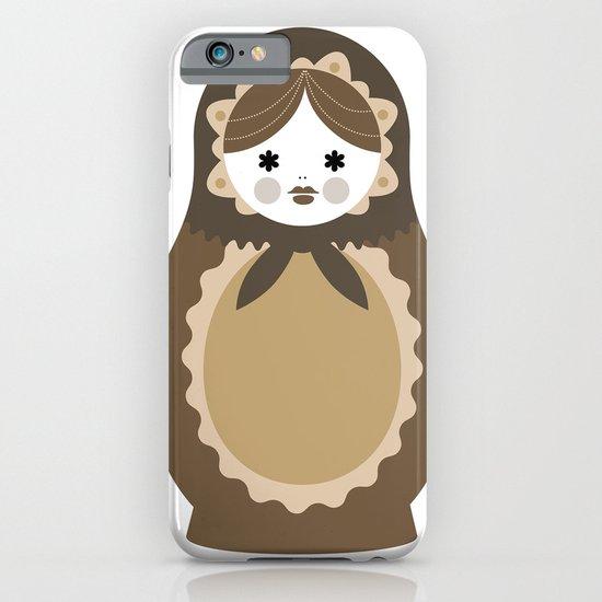Matrioska-009 iPhone & iPod Case
