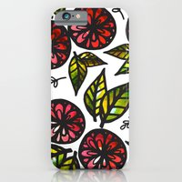 iPhone & iPod Case featuring Watercolor Floral  by Steph Dillon